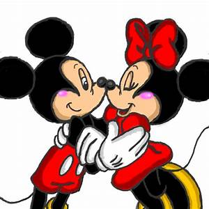 Mickey And Minnie Mouse In Love Images | New Calendar ...