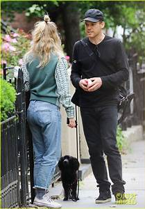 Michael C Hall Wife Morgan Enjoy Fresh Air With Their