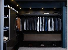 25 Cool Walk In Closet Ideas for Men – Design Swan
