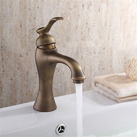 antique brass bathroom faucet centerset antique brass bathroom faucet faucetsuperdeal