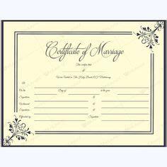 printable marriage license application  printable
