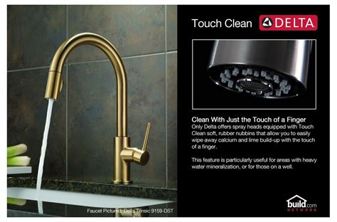 faucet com 9159 cz dst sd in chagne bronze by delta