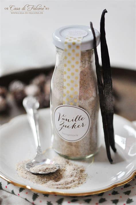 Geschenke Aus Der Kuche Rezepte by Rezept Verpackungsidee F 252 R Vanillezucker