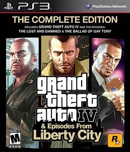 Grand Theft Auto IV Complete Edition Incoming Gematsu