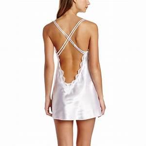 women sexy lingerie pajamas sleepwear satin panty tops With lingerie robe