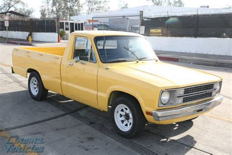 ford courier pickup truck