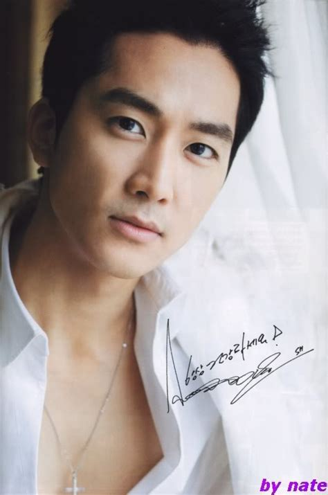ALL ABOUT ASIAN DRAMAS: Song Seung Hun Profile