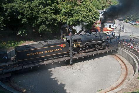 File:Western Maryland Scenic Railroad turntable.jpg ...