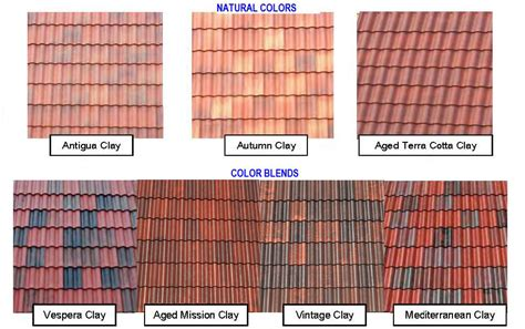 synthetic mission roof field tile class a