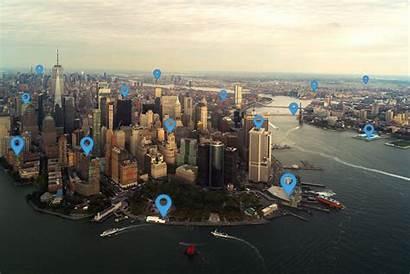 Gps Phone Street Google Fake Digital Location