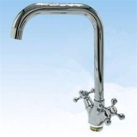 rubinetto a vite rubinetto miscelatore per lavello cucina a canna alta
