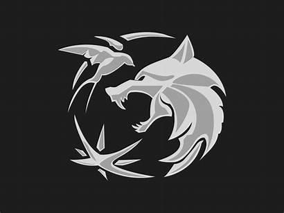Witcher Netflix Fan Dribbble Symbols Fanart Siberdeyiz