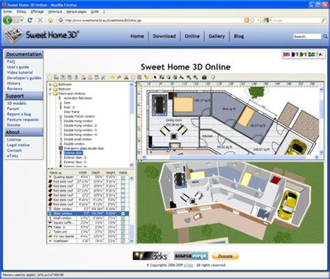 sweet home 3d freeware de