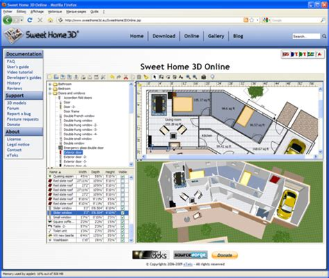 Sweet Home 3d Download Freewarede