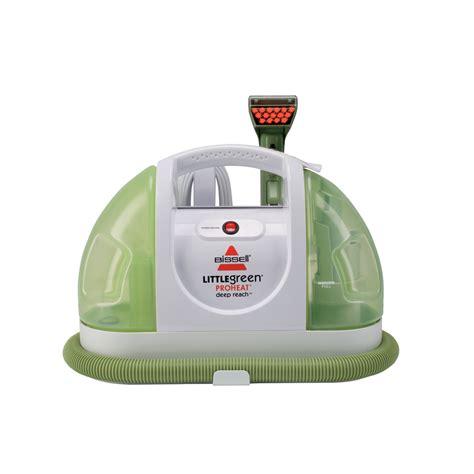 Shop BISSELL Little Green PROheat DeepReach Spot Cleaner ...