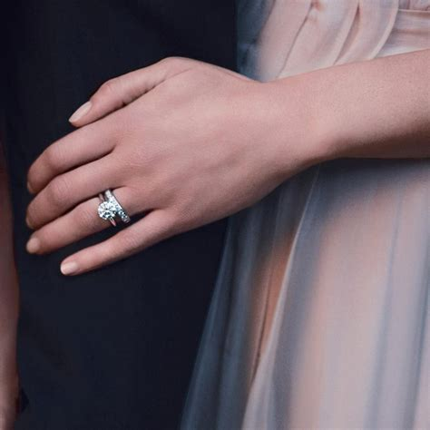 this picture is my dream engagement and wedding ring