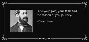QUOTES BY EDUARD HEINE | A-Z Quotes