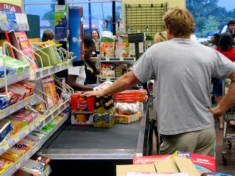 grocery store pays     college professor