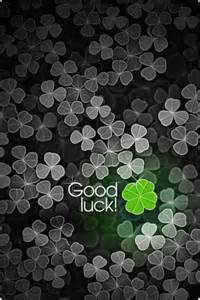 Good Luck Wishing You All