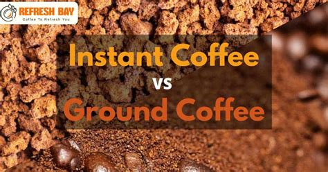 Does coffee go bad sitting out. Instant Coffee Vs Coffee Grounds - Who Will Win The Battle?