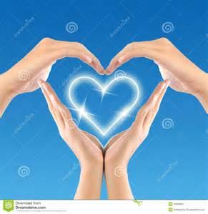 The Love Hand Gesture Symbol