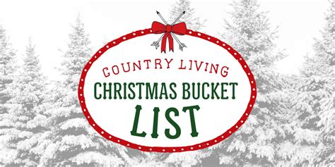 Christmas Bucket List Ideas American Home Furniture Arizona Office For The Uk Homes Calgary Marks And Spencer Sale Best Selling Decor & Garden Store