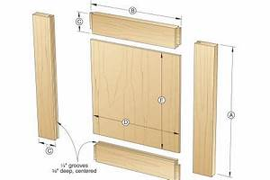 Simple frame-and-panel doors in 30 minutes WOOD Magazine