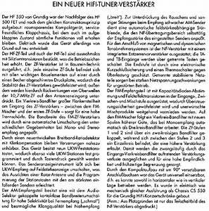 Grundig Hf550 Sch Service Manual Download  Schematics
