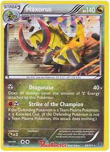 Pokemon Haxorus Ex Card | www.pixshark.com - Images ...