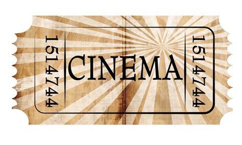 sticker cinema ticket pixers