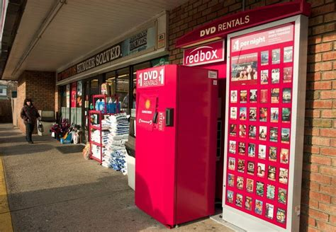 Redbox, Universal renew deal with 28-day delay - silive.com