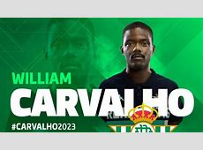 Transfer Market Real Betis Real Betis announce William