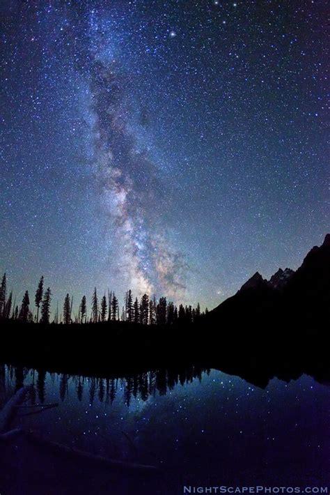 Into The Night Photography Nightscape Photo Recipe