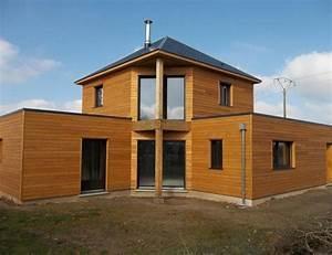 Batiment En Kit Bois : nf dtu 31 2 maisons et b timents ossature en bois dtu 31 ~ Premium-room.com Idées de Décoration