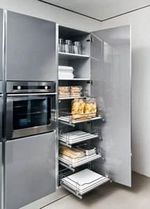 Meuble Colonne Cuisine : meuble de cuisine a tiroir coulissant cuisinez pour maigrir ~ Teatrodelosmanantiales.com Idées de Décoration