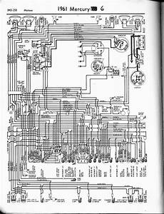 Mercury Comet Wiring Diagrams