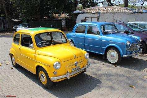 Fiat Classic Cars by Fiat Classic Car Club Mumbai Page 291 Team Bhp