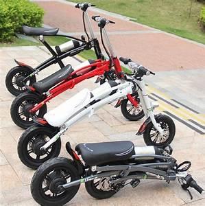 Mini Moto Electrique : mini scooter electrique univers moto ~ Melissatoandfro.com Idées de Décoration