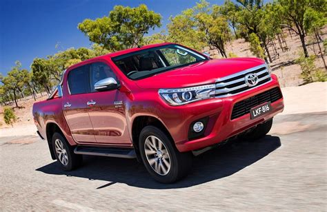 Review Toyota Hilux by 2016 Toyota Hilux Review The Wheel