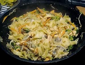 Lachs Mit Gemüse : lachs mit tagliatelle und gem se aus dem wok von landslord ~ Orissabook.com Haus und Dekorationen