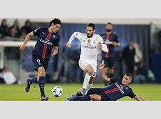 PSG 31 Real Madrid Highlights Friendly Match