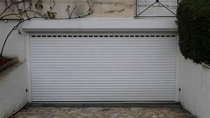 Porte De Garage A Enroulement : portes de garage sectionnelles laterales et battantes ~ Dailycaller-alerts.com Idées de Décoration