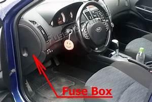 Fuse Box Diagram Kia Cee U0026 39 D  Ed  2007