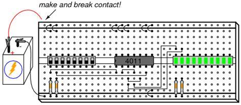 Nor Gate Latch Digital Integrated Circuits