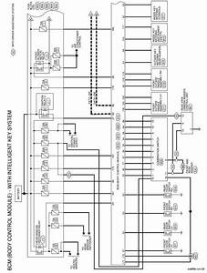 Nissan Rogue Service Manual  Wiring Diagram