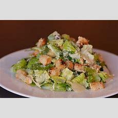 Ausgefallene Rezepte Für Einen Caesar Salad
