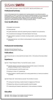 writing publications on resume cv sle with publications myperfectcv