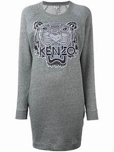 Tiger Paris Magasin : kenzo kalifornia bag kenzo 39 tiger 39 sweatshirt dress femme clothing sac kenzo occasion boutique ~ Preciouscoupons.com Idées de Décoration