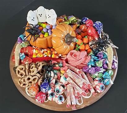 Candy Halloween Charcuterie Board Easy Cynthia