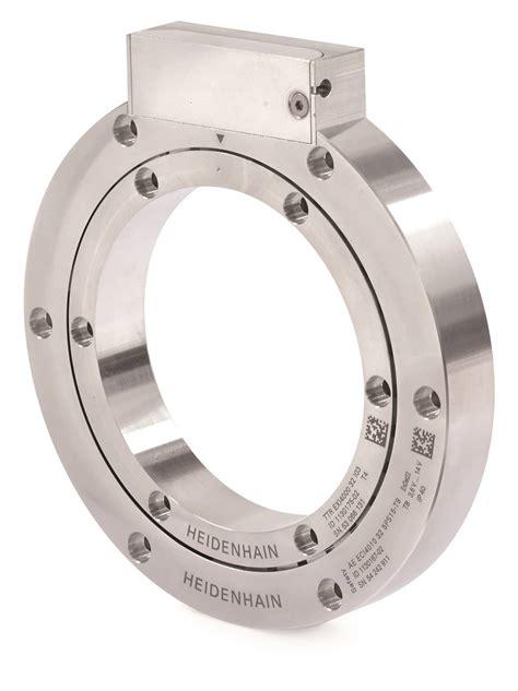 heidenhain unveils hollow shaft rotary encoders  sps ipc drives show heidenhain
